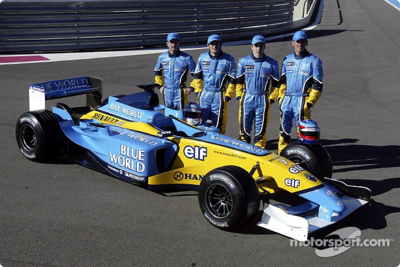 2003: 雷诺 R23