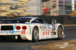 #30 Rollcentre Racing Mosler MT900R: Martin Short, John Burton, Tom Herridge, David Shep