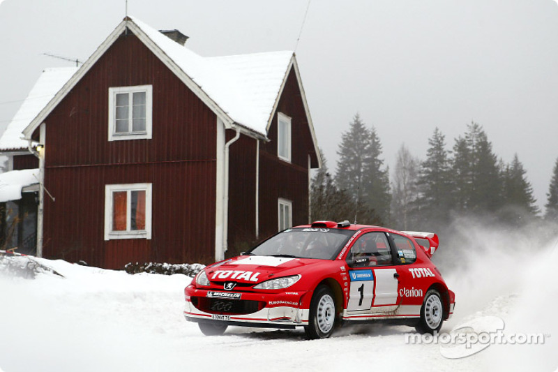 Rallye de Suède 2003