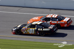 Jerry Nadeau and Tony Stewart