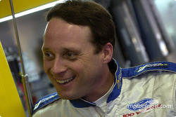 Pole winner Dave Blaney
