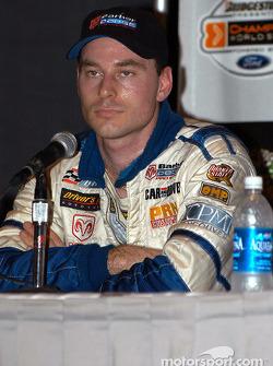 Press conference: Josh Beaulieu