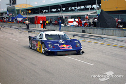 #58 Brumos Racing Porsche Fabcar: David Donohue, Mike Borkowski heads to starting grid
