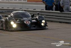 Team Bentley Bentley Speed 8: David Brabham, Johnny Herbert and Mark Blundell