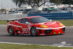 #29 JMB Racing USA / Team Ferrari Ferrari 360 Modena: Stephen Earle