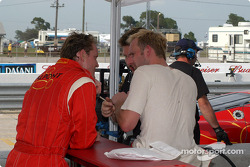 Terry Borcheller and Ralf Kelleners