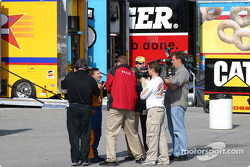 Interview for John Andretti