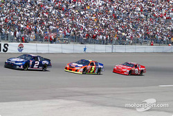 Rusty Wallace, Terry Labonte and Dale Earnhardt Jr.
