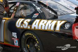 U.S. Army car