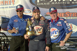 Don Prudhomme, Larry Dixon and Dick Lahaie