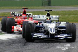 Ralf and Michael Schumacher