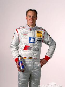 Abt Sportsline drivers presentation: Peter Terting