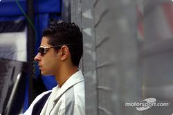 Jonatan Jorge, a karting champion and former Formula Dodge and Formula Ford driver