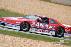 Barry Chevalier's '89 Mustang