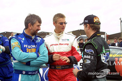 David Leslie, Tom Chilton and Anthony Reid