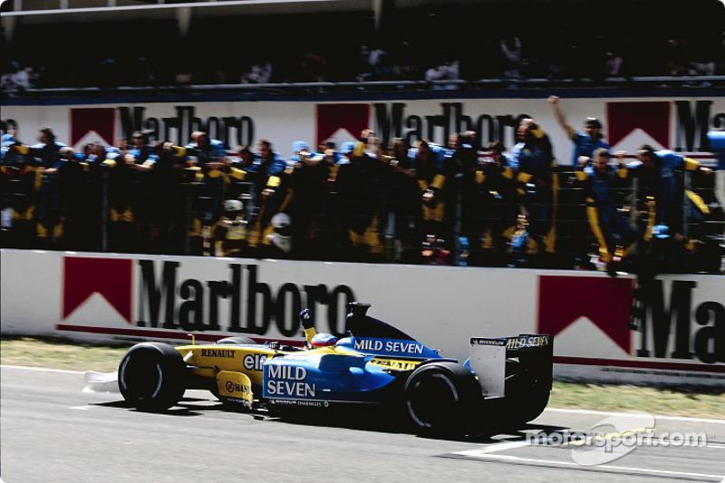 Segundo puesto para Fernando Alonso