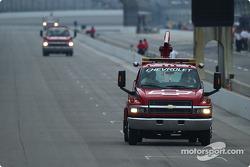 Chevrolet safety vehicle