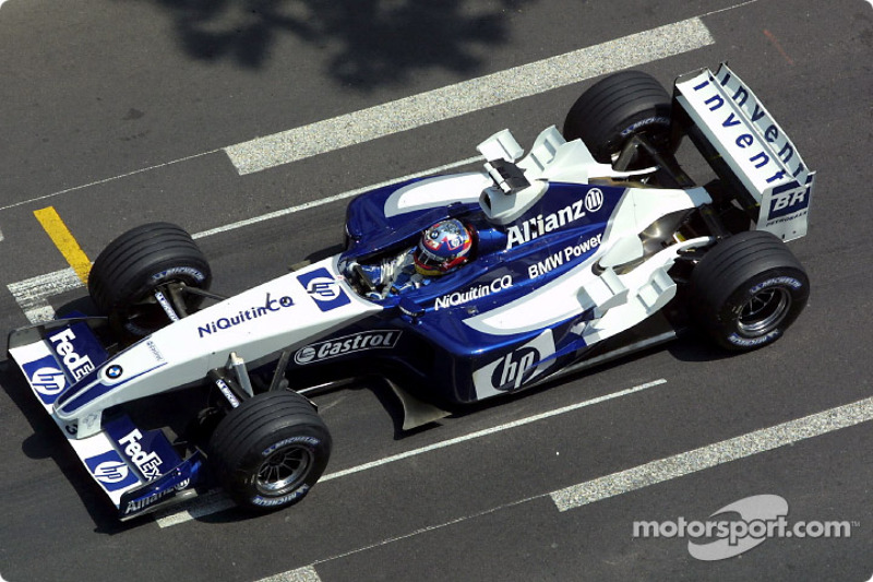 2003: Juan Pablo Montoya, Williams-BMW FW25