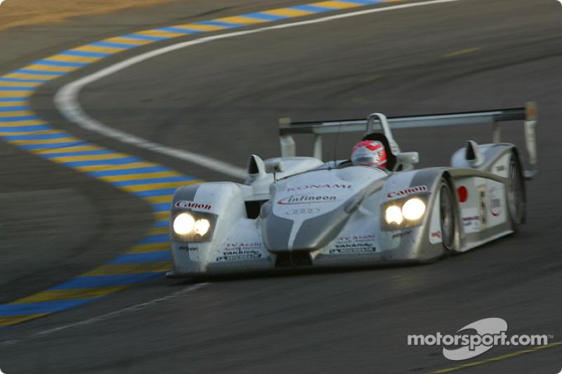 2003: Audi R8
