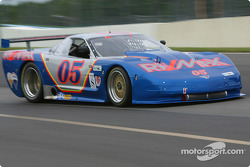 #05 Team Re/Max Corvette: Rick Carelli, Davy Liniger, John Metcalf