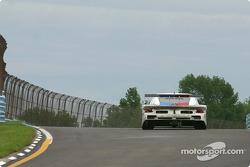 Start: #59 Brumos Racing Porsche Fabcar: Hurley Haywood, J.C. France, Chris Dyson
