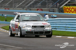 #04 Istook/Aines Motorsport Group Audi S4: Don Istook