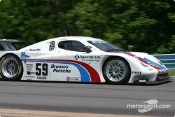 #59 Brumos Racing Porsche Fabcar: Hurley Haywood, J.C. France, Chris Dyson