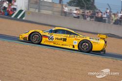 #66 Konrad Motorsport Saleen S7R: Franz Konrad, Toni Seiler, Walter Brun
