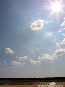 Sun on EuroSpeedway Lausitzring