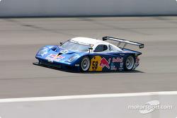 #58 Brumos Racing Porsche Fabcar: David Donohue, Mike Borkowski