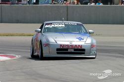 #38 Unitech Racing Nissan 350Z: Mike Cronin, Stu Hayner
