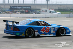 #48 Heritage Motorsports Mustang: Tommy Riggins, Dave Machavern