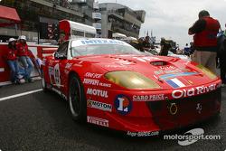 #99 XL Racing Ferrari 550 Maranello