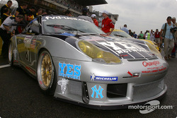 #87 Orbit Racing Porsche 911 GT3 RS
