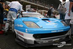 #72 Luc Alphand Aventures Ferrari 550 Maranello