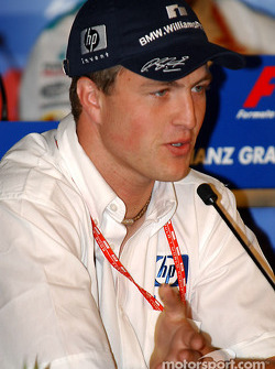 Thursday FIA press conference: Ralf Schumacher