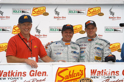 Didier Theys and Terry Borcheller were second