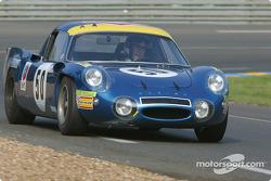 L'Alpine A210 n°50 pilotée par Gérard Besson, Marc Pecollo