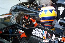 #4 Riley & Scott Racing Riley&Scott-Ford: Marc Goossens, Jim Matthews, Christophe Tinseau