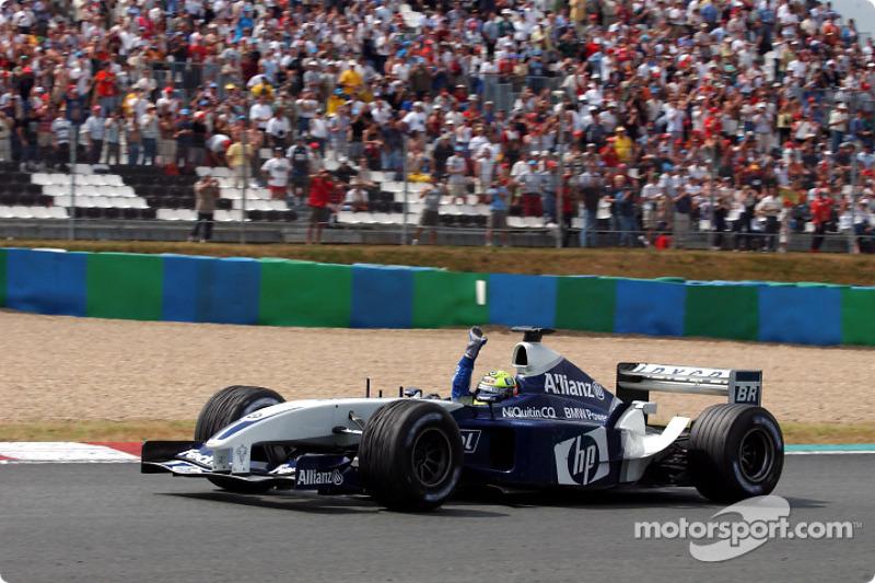 2003: Ральф Шумахер, Williams-BMW FW25