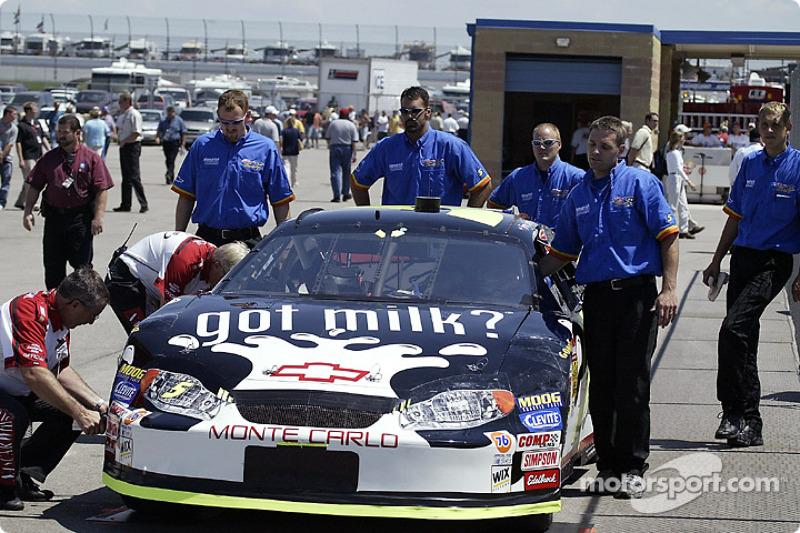 Terry Labonte's car