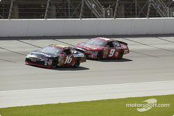 Greg Biffle and Bill Elliott