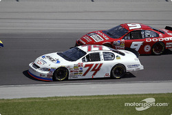 Tony Raines and Bill Elliott