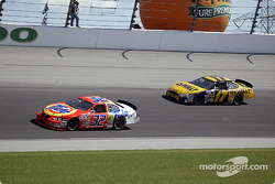 Ricky Craven and Matt Kenseth
