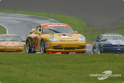 #70 SpeedSource Porsche GT3 Cup: Selby Wellman, Sylvain Tremblay