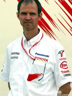 Toyota's Rene Hillhorst