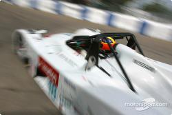 #18 Essex Racing Lola B2K/40 Nissan: Melanie Paterson, Jason Workman