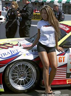 Petersen Motorsports girls