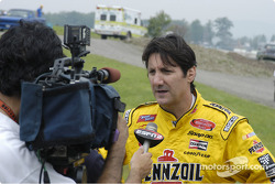 Ron Fellows with ESPN2