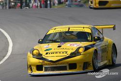 #61 P.K. Sport Porsche 911 GT3 RS: John Graham, Piers Masarati